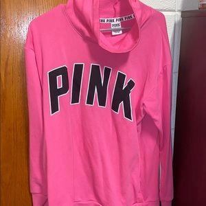 Victoria Secret Pink Cowl Neck Sweatshirt